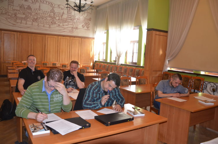 Kurs przygotowujący do egzaminu czeladniczego w zawodach cieśla i kowal