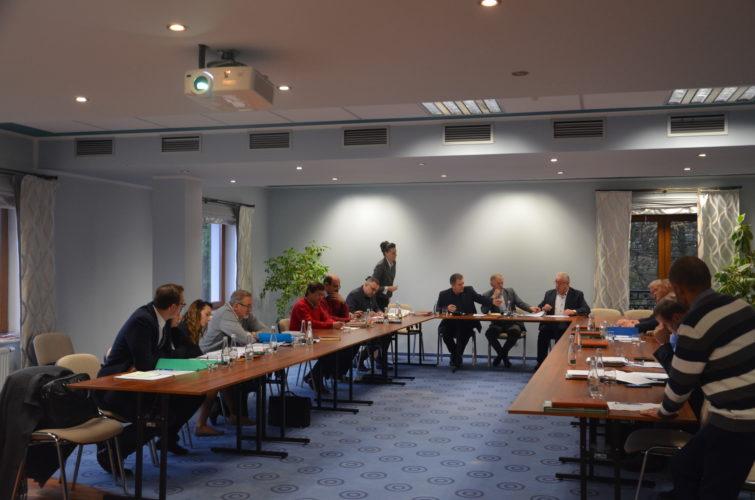 Posiedzenie Zarządu Izby- 17 listopada 2017 roku