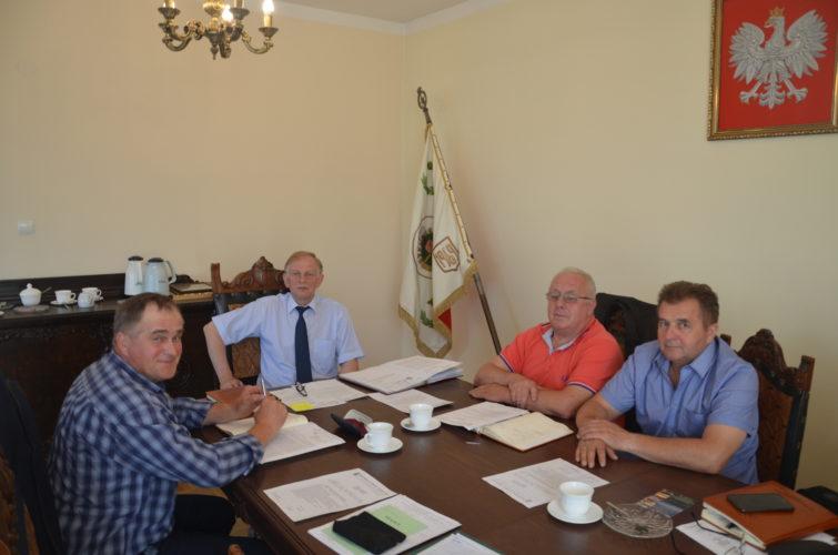 Posiedzenie Prezydium Zarządu