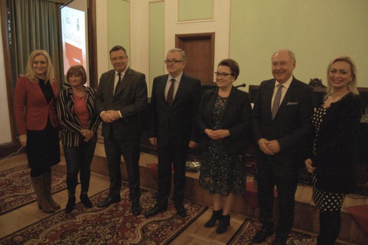 Spotkanie ROK W DIALOGU w Pałacu Chodkiewiczów