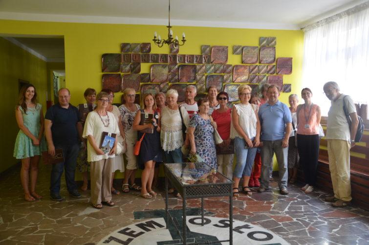 Wycieczka po Warmińsko-Mazurskiej Izbie Rzemiosła i Przedsiębiorczości