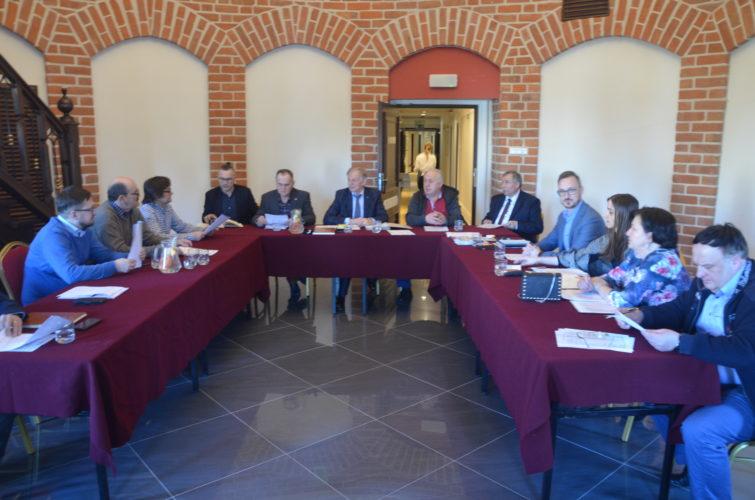 Posiedzenie Zarządu Warmińsko-Mazurskiej Izby Rzemiosła i Przedsiębiorczości