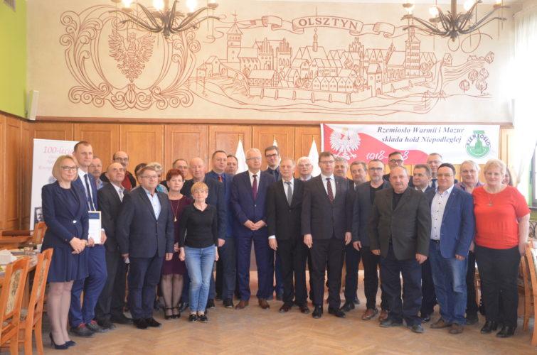 Warmińsko-Mazurski Kongres Zawodowy – część II - Spotkanie w siedzibie Wojewódzkiego Domu Rzemiosła