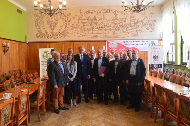 Spotkanie z Posłem na Sejm RP Panem Jerzym Gosiewskim - branża motoryzacyjna