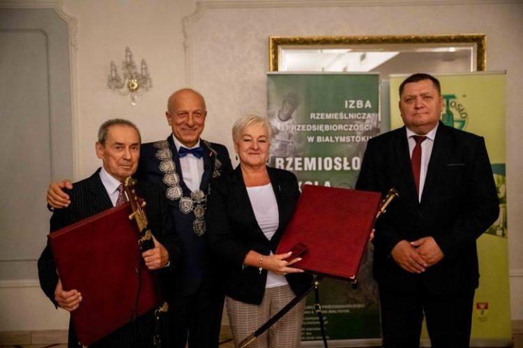 Jubileusz 90-lecia Izby Rzemieślniczej i Przedsiębiorczości w Białymstoku