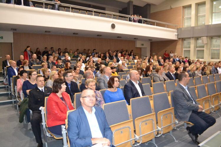 """Konferencja """"Szkoła i biznes – model współpracy"""""""
