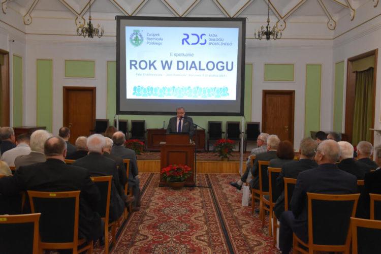"""II Spotkanie """"ROK W DIALOGU"""""""