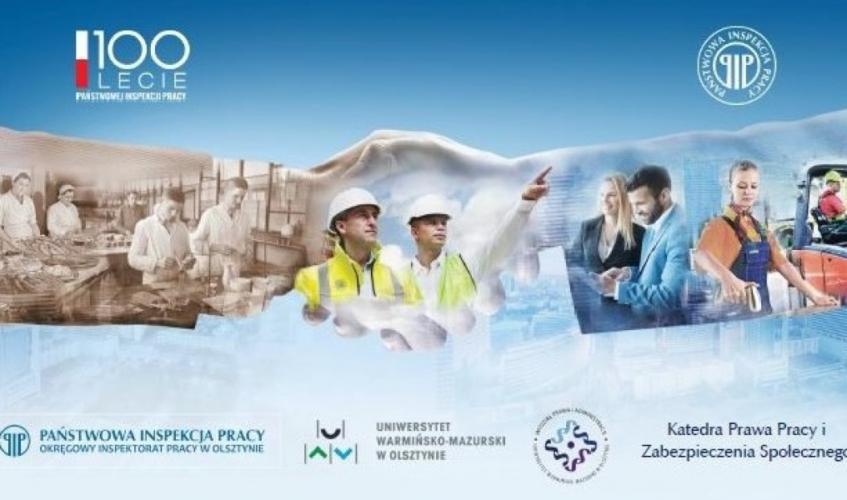 """""""Praca człowieka - szanse i wyzwania w XXI w"""" - Konferencja"""