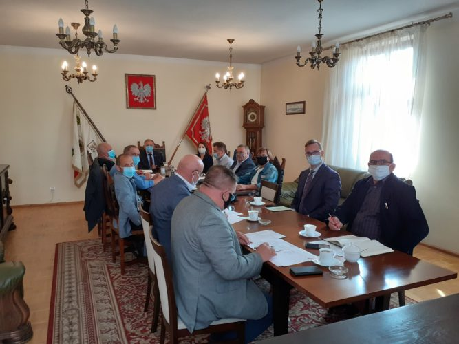Posiedzenie Zarządu Izby