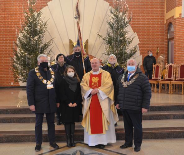 Msza Święta w intencji Rzemiosła Warmii i Mazur