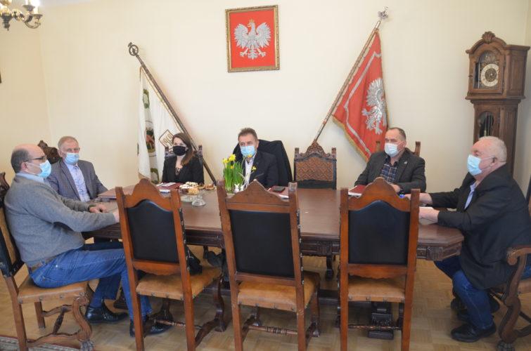 Posiedzenia Prezydium Zarządu Izby