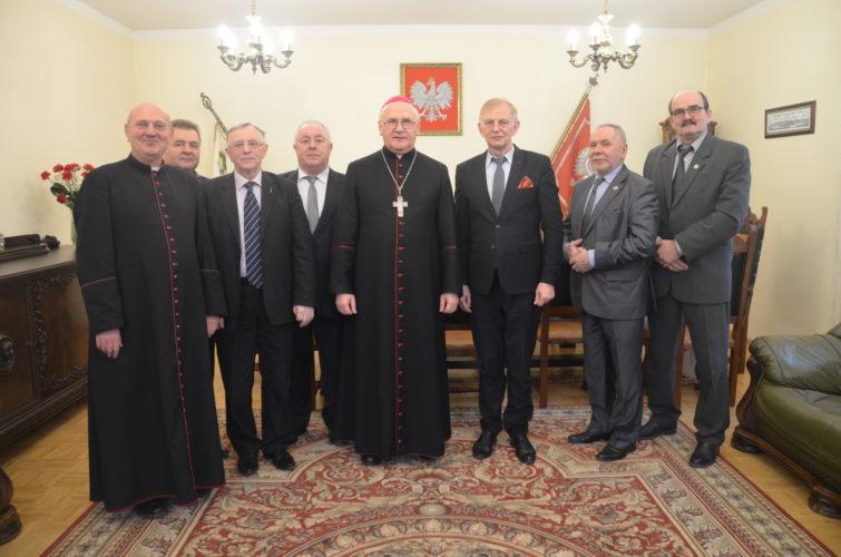 Spotkanie opłatkowe w Wojewódzkim Domu Rzemiosła -15 grudnia 2017 roku