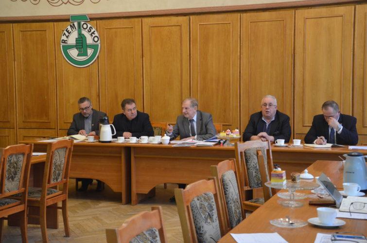 Posiedzenie Zarządu Izby - 15 lutego 2018 roku