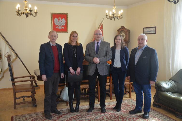 Spotkanie z przedstawicielami OHP